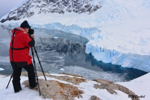 Scenery at Neko Harbor, Antarctica