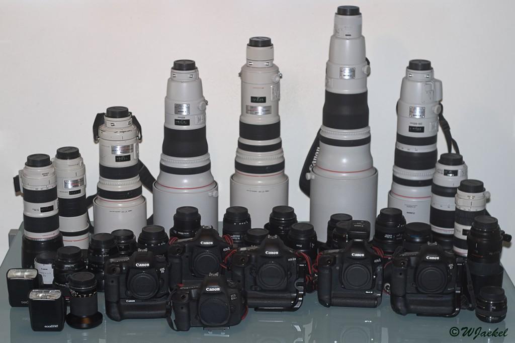 current equipment